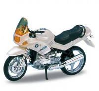 Motorka 1:18 Welly BMW R1100 RS