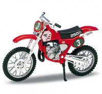 Motorka 1:18 Welly Honda CR250R El senore