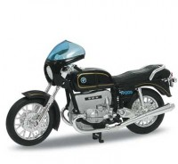 Motorka 1:18 Welly BMW R 100 S