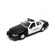 Auto 1:24 Welly FORD CROWN VICTORIA (POLICE)