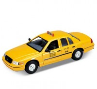 Auto1:24 Welly FORD CROWN VICTORIA (TAXI)