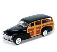 Auto 1:24 Welly Chevrolet Fleemaster 1948