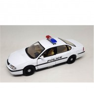 Auto 1:24 Welly 2001Chevrolet Impala Police