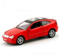 Auto 1:24 Welly MERCEDES C-CLASS SPORT