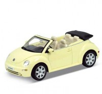 Auto 1:24 Welly VW NEW BEETLE (CONV.)