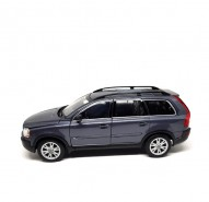 Auto 1:24 Welly VOLVO XC90 šedé