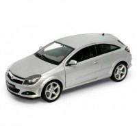 Auto 1:24 Welly OPEL 2005 ASTRA GTC