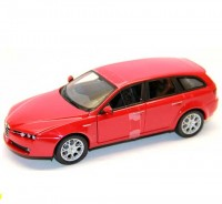 Auto 1:24 Welly ALFA 159 Sportwagon