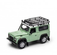 Auto 1:24 Welly Land Rover Defender