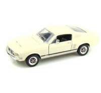 Auto 1:24 Welly FORD MUSTANG GT1967