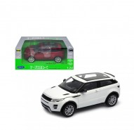 Auto 1:24 Welly Range Rover Evoque