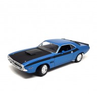 Auto 1:24 Welly 1970 Dodge Challenger T/A