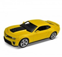 Auto 1:24 Welly Chevrolet Camaro ZL1 bordový