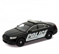 Auto 1:24 Welly Ford Police Interceptor