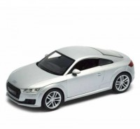 Auto 1:24 Welly2014 Audi TT Coupe bordové