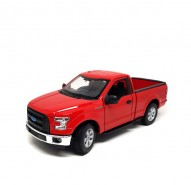 Auto 1:24 Welly 2015 FORD F150 Reg. Cab