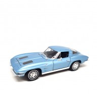 Auto 1:24 Welly 1963 Chevrolet Corvette