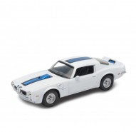 Auto 1:24 Welly 1972 Pontiac Firebird Trans AM