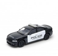 Auto 1:24 Welly 2016 Dodge Charger Pursuit