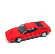 Auto 1:24 Welly BMW M1