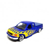 Auto1:24, Welly 1999 Ford F150 Flareside Supercab