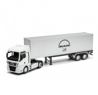 Welly Truck MAN TGX Tractor Trailer