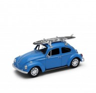 Auto 1:34 Welly Volkswagen Beetle surf