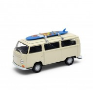Auto 1:34 Welly 1972 VW Bus T2 surf