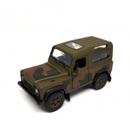 Auto 1:34 Welly Land Rover Defender