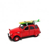 Auto 1:34 Welly Citroen 2CV surf