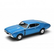 Auto 1:34 Welly 1968 Oldsmobile 442