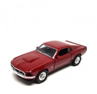 Auto 1:34 Welly 1969 Ford Mustang Boss 429