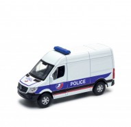 Auto 1:34 Welly MB Sprinter Police