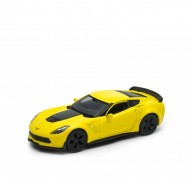 Auto 1:34 Welly 2017 Chevy Corvette Z06