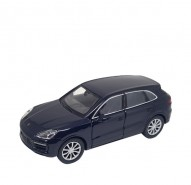 Auto 1:34 Welly 2015 Porsche Cayenne Turbo