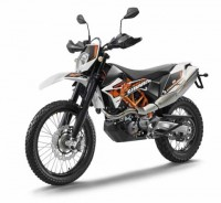 Motorka 1:18 Welly KTM 690 ENDURO R