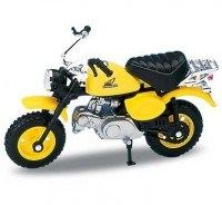 Motorka 1:18 Welly Honda Monkey